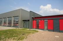 Feuerwehrhaus Bevern