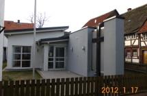 Gemeindehaus der ev-luth. Kirchengemeinde Pegestorf